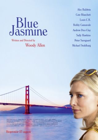 Blue Jasmine showing in Rome