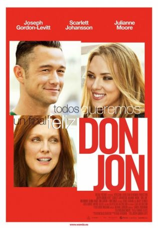 Don Jon showing in Rome