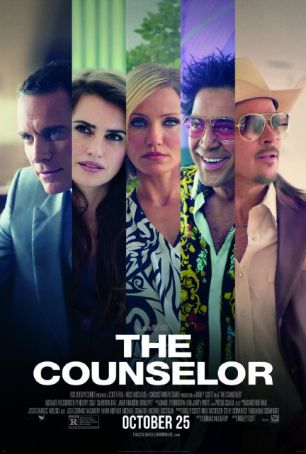 The Counselor showing in Rome