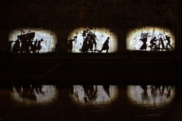 Setback for Kentridge mural in Rome