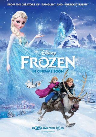 Frozen showing in Rome