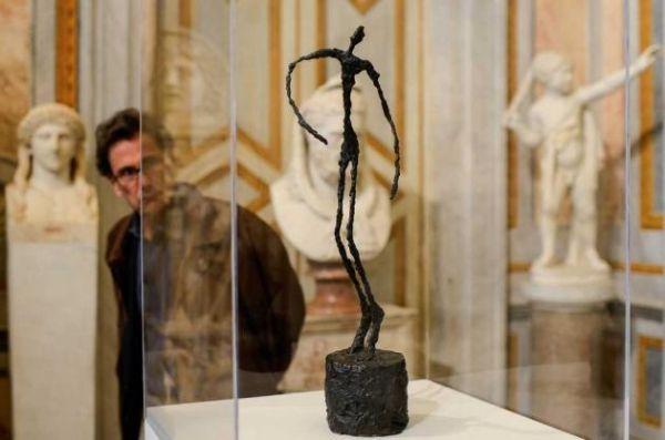 Giacometti: La Scultura