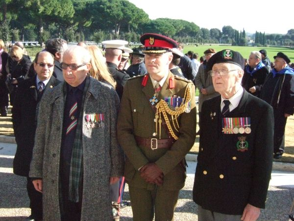 70th anniversary of Allied landings at Anzio and Nettuno