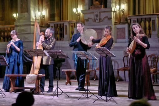 Paolo Rossi and La Reverdie