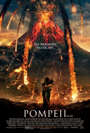 Pompeii showing in Rome