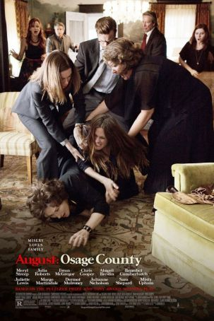 August: Osage County showing in Rome