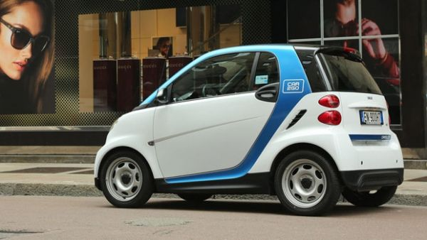 Car2go coming to Rome