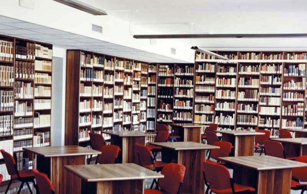 Library of the National Institute of Archaeology and the History of Art
