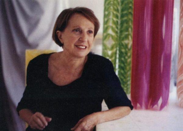 Artist Carla Accardi dies in Rome