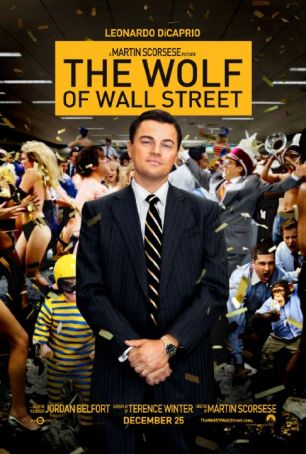 The Wolf of Wall Street showing in Rome