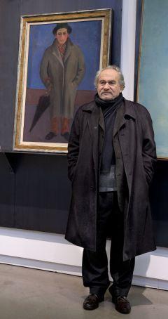 Mafai-Kounellis: La Libertà del pittore