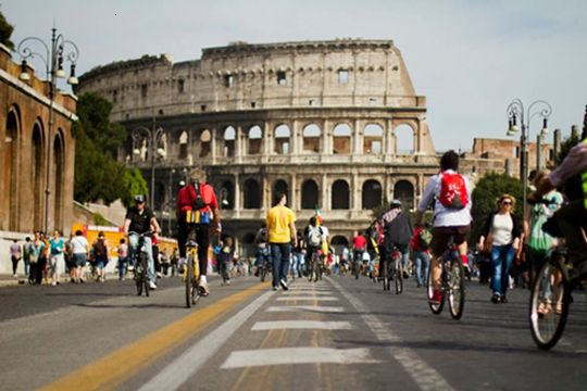 Open letter to Rome city hall