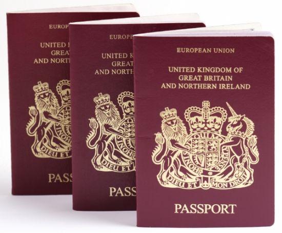 British passports must be renewed online