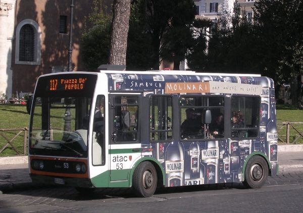 Rome suspends electric buses