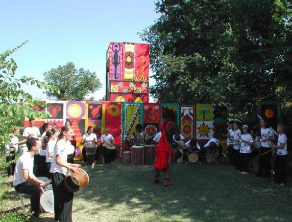 Arteaparte summer camps