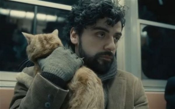 Inside Llewyn Davis showing in Rome