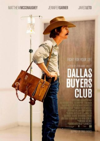 Dallas Buyers Club showing in Rome