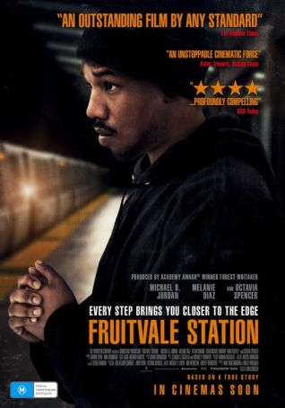 Fruitvale Station showing in Rome