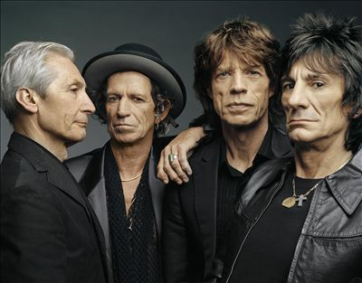 Rolling Stones come to Rome