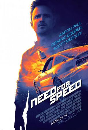 Need for Speed showing in Rome