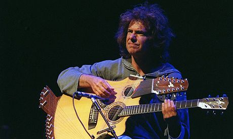 Pat Metheny concert in Rome