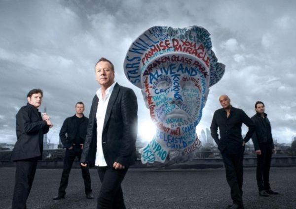 Simple Minds come to Rome