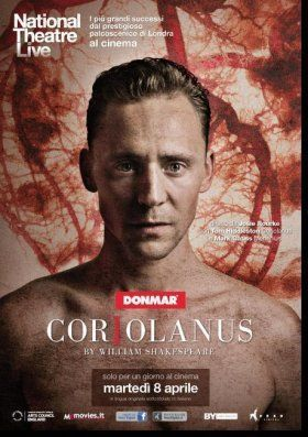 Coriolanus showing in Rome