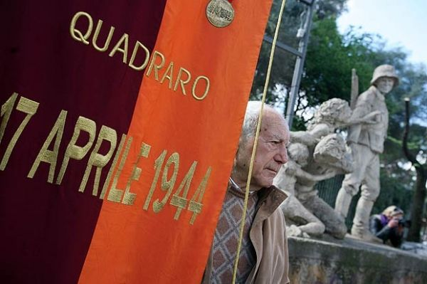 Rome remembers Quadraro deportation