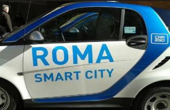 Car2go gets off to good start in Rome