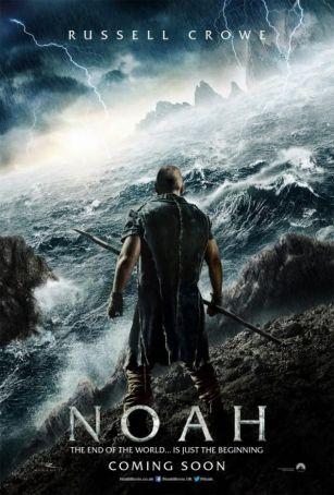 Noah showing in Rome