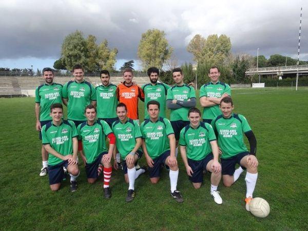 Italian Swiss gaelic football tournament