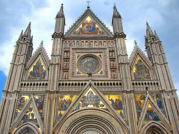 Orvieto cathedral
