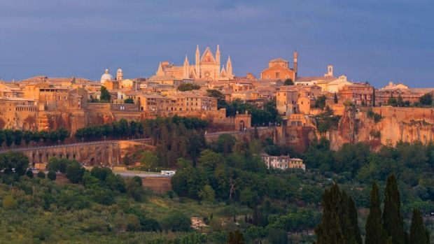 Orvieto: another jewel in Umbria