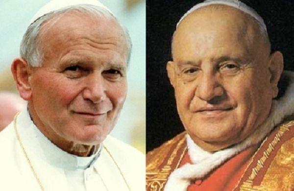 Rome's canonisation plan