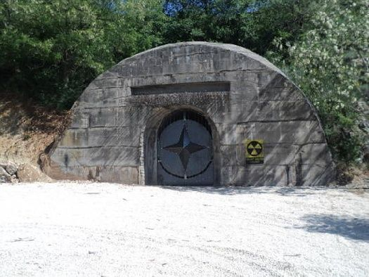 Monte Soratte bunker opens to visitors