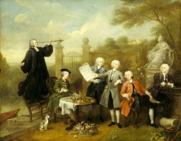 Hogarth, Reynolds, Turner: Pittura inglese verso la modernità