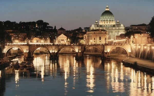 Rome second favourite for US tourists
