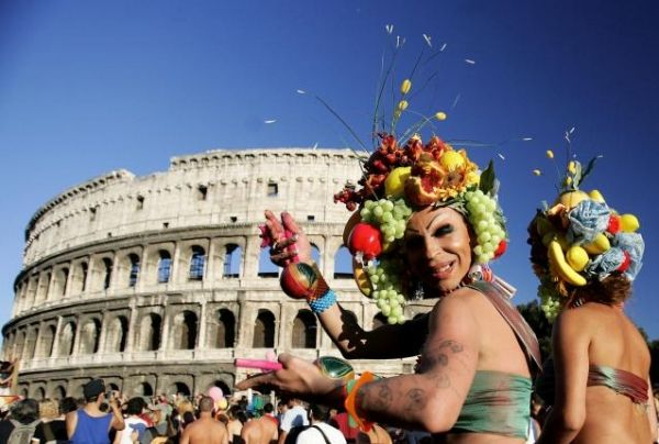 Rome mayor to open Gay Pride