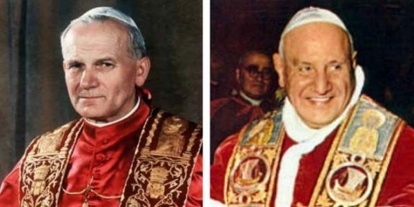 Rome prepares for canonisation