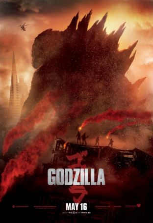 Godzilla showing in Rome