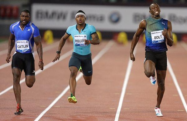Rome's athletics Golden Gala