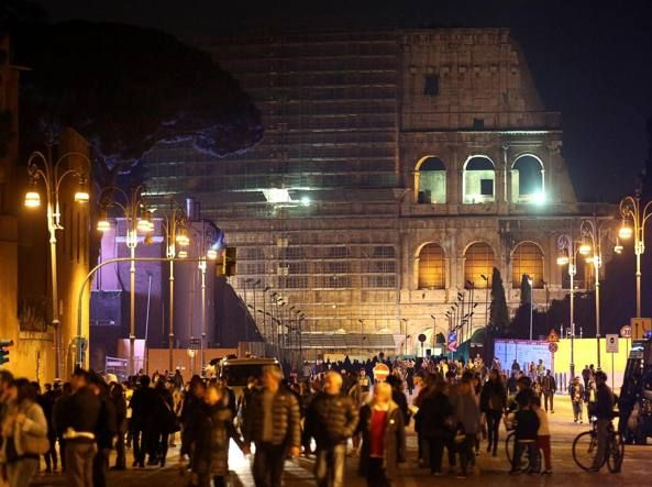 Colosseum to open on Museums Night