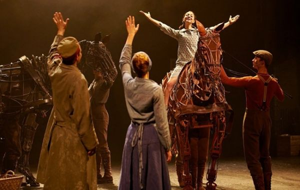 War Horse showing in Rome