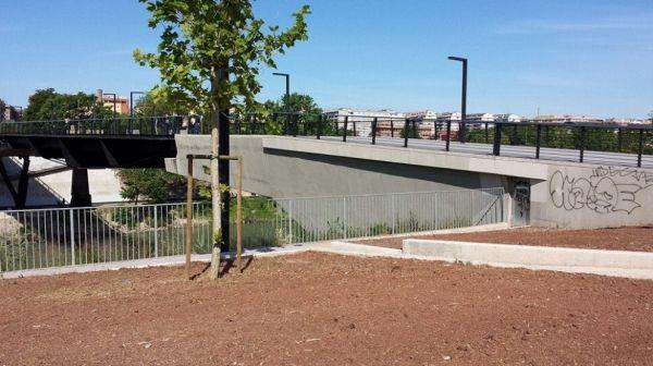 Rome's Ponte della Scienza opens