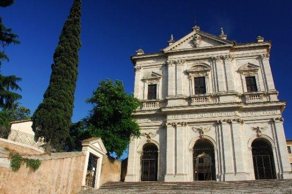 Rome's ecumenical gardens