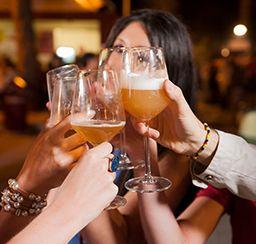 Beer festival in Rome