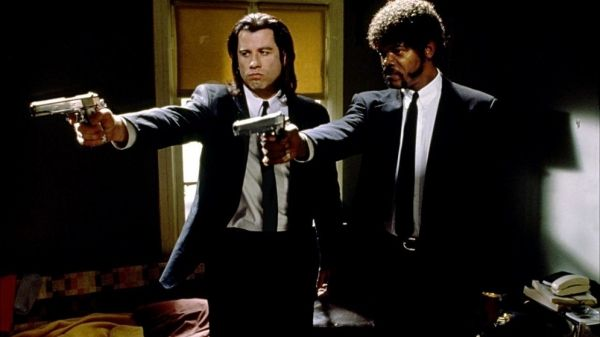 Pulp Fiction showing in Rome