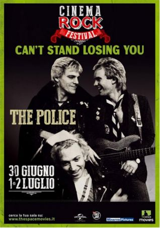 The Police: Can't Stand Losing You