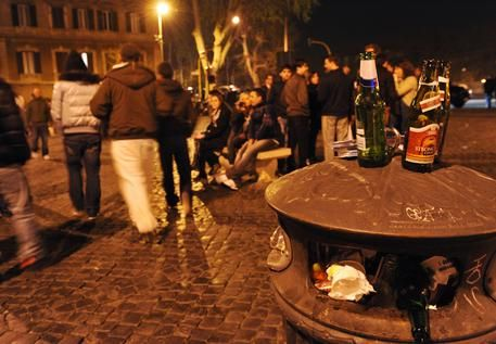 Rome installs cameras to combat drugs