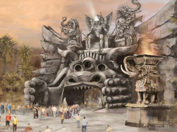 Cinecittà World theme park set to open